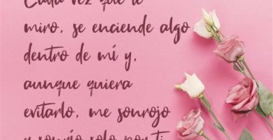 Cartas de amor breves para enamorar