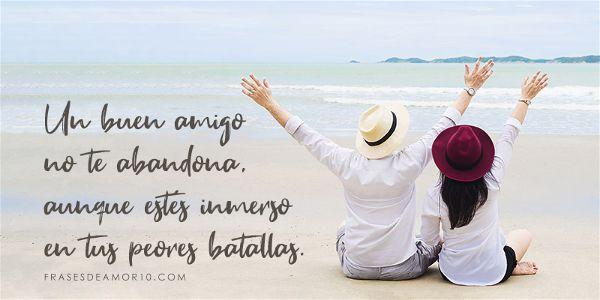Las Mejores Frases Cortas Para Mejores Amigos Y Amigas