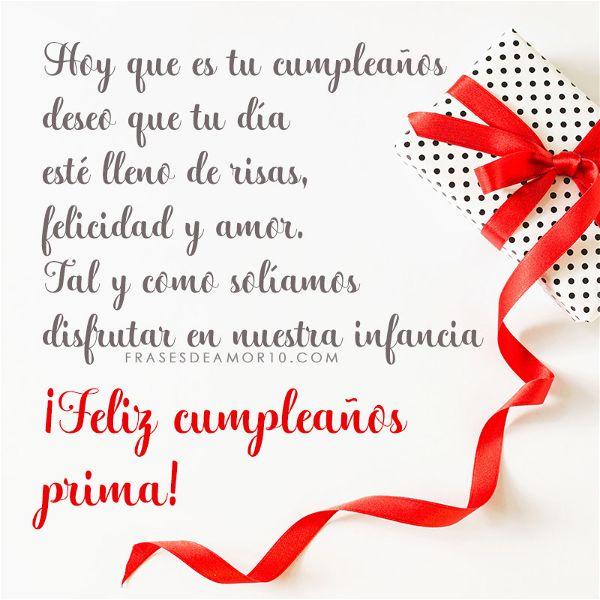 Mensajes Y Frases De Feliz Cumpleañoscon Imágenes